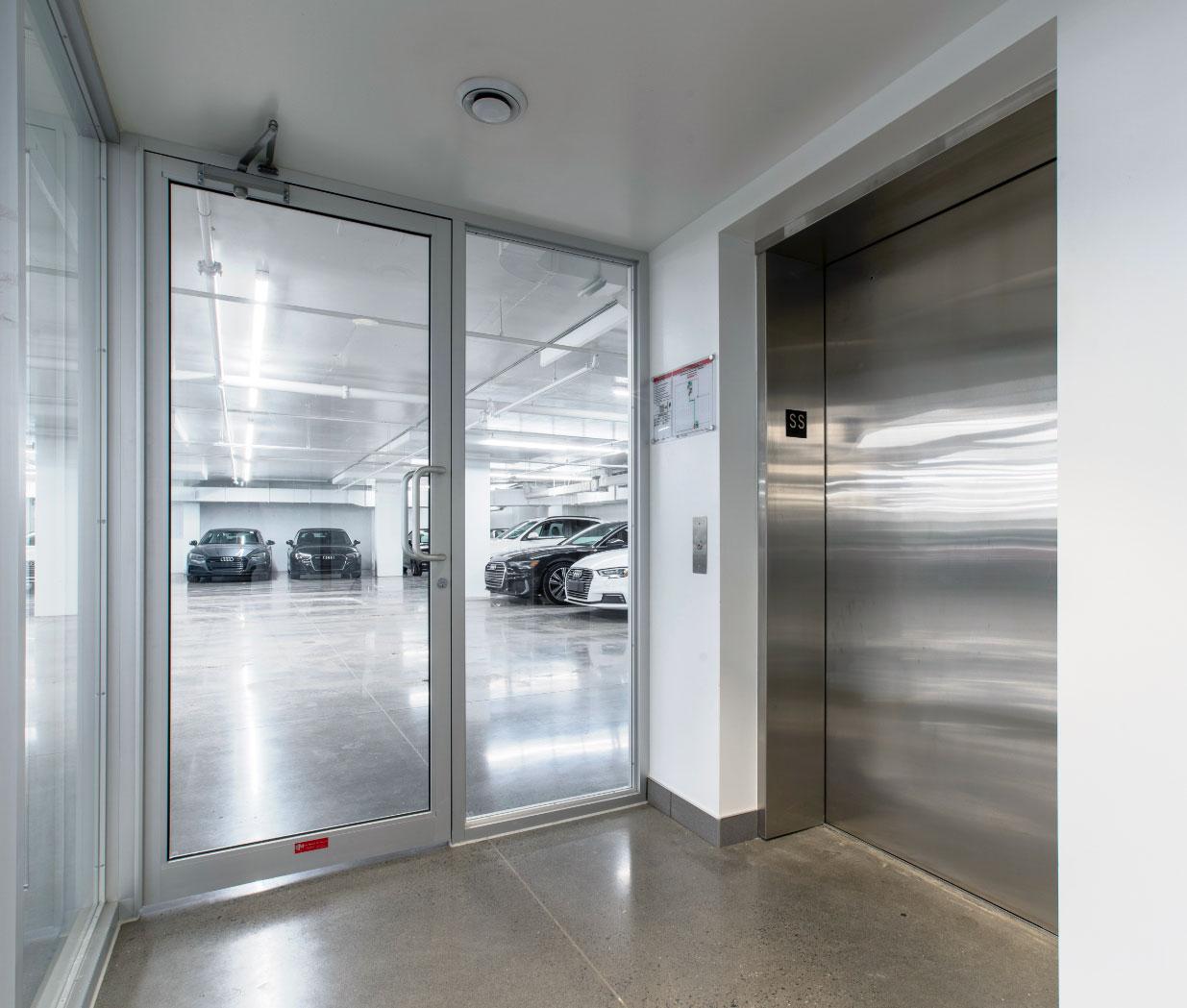 Elevator Sliding Door | Hoistway System | Noddem Technology